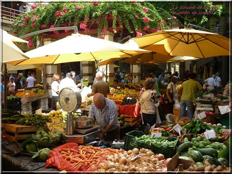 marché de la cuisine marché fruits et légumes de madère quot la cuisine de louise