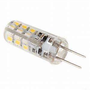 Ampoule G4 Led : ampoule led g4 smd2835 2w 12v 360 24led ~ Edinachiropracticcenter.com Idées de Décoration