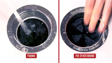 franke waste disposers    brand youtube