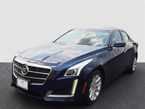Cadillac Cts Blue by Blue Cadillac Cts For Sale Used Cars On Buysellsearch