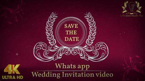 christian wedding invitation video wedding invitation