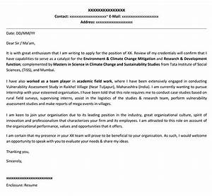 examples of good cover letters for internships - professional resume cover letter templates 15 examples