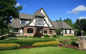 Architectural Tutorial: Tudor Style Visbeen Architects