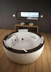 Baignoire à Poser : la baignoire baln o dossier ~ Melissatoandfro.com Idées de Décoration