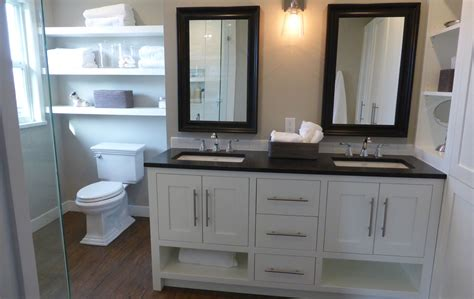 custom bathroom cabinets  wesley ellen gallery