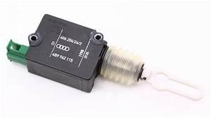 Hatch Trunk Latch Lock Actuator Audi A4 S4 B5 A6 C5 Wagon