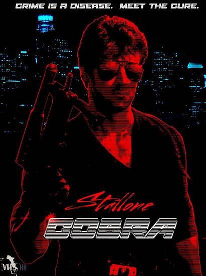 Cobra Stallone Movie Gifs Sylvester Rambo 80s