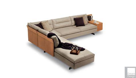 Poltrona Frau Grantorino Sofa