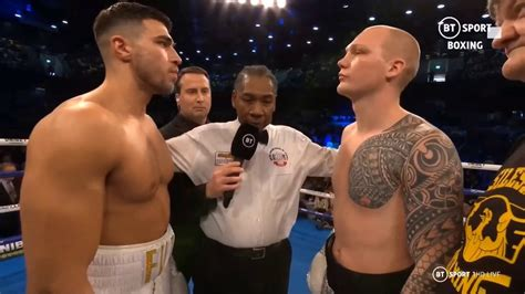 TNT TOMMY FURY EXPLODES OPPONENT IN 1ST ROUND FULL FIGHT ...