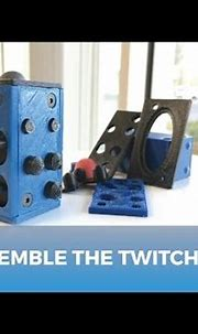How To: Assemble The Twitch Block // 3D Printed Fidget ...