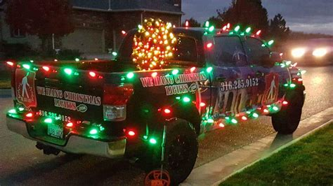 we hang christmas lights phoenix whcl our installers hard at work
