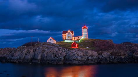 Holiday Nubble Bing Wallpaper Download