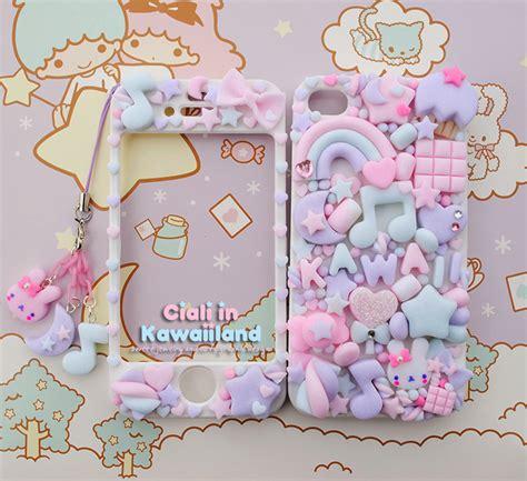 kawaii iphone 5 sugar world front back kawaii cage
