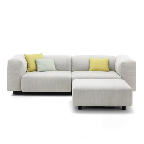 vitra chaise modular 2 seater sofa from vitra in the connox shop
