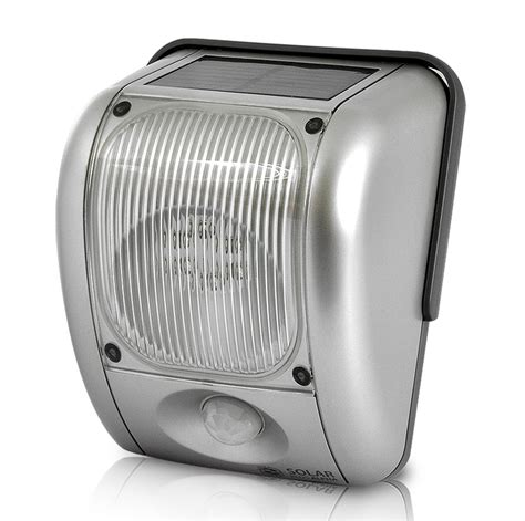 outdoor eco security light motion detect solar and