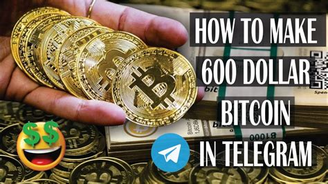 To do so, you can use one of the wallets from our list. How to earn 600 dollars bitcoin in telegram | 200% profit | Live proof | Legit !!! - YouTube