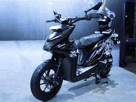 Modif Beat Baru by Modifikasi Motor Beat
