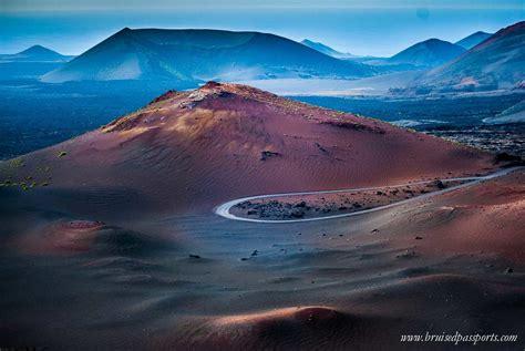 Timanfaya National Park, Canary Islands, Spain - The ...