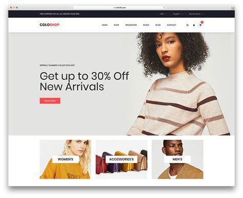 free ecommerce website 22 best free ecommerce website templates in 2018 uicookies