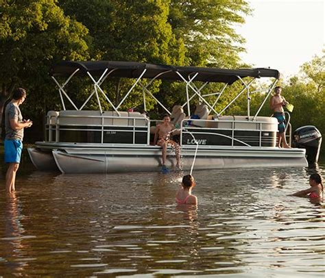 How To Build A Boat Bimini Top by Lowe Pontoon Boat Covers Enclosures Biminis And