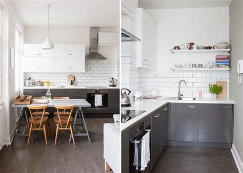 Small Home In Grey Shades // Мъничък дом в сиви нюанси