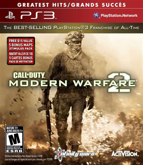 Little one 401 calling card and which is. Call of Duty: Modern Warfare 2 Greatest Hits - English (Playstation 3) | Walmart Canada