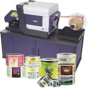Laser Label Printer