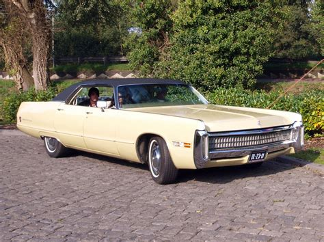 Chrysler Imperial Bush by 1966 Chrysler Imperial Lebaron Information And Photos