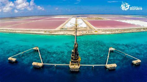 The salt pier - We Share Bonaire