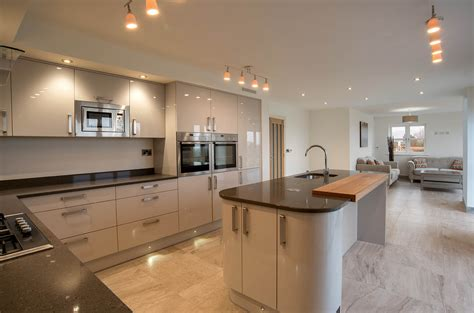 Acrylic Kitchen  Acrylic Cashmere  Panorama Kitchens