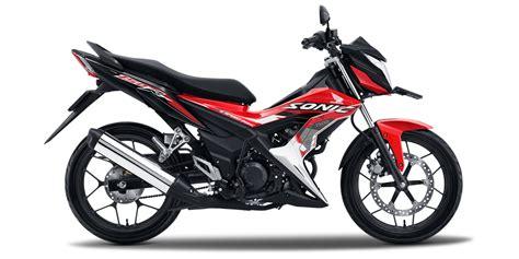 Review Honda Sonic 150r info lengkap motor honda new sonic 150r 2019 harga