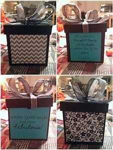 DIY Gift box I made for my friends 18th Birthday :) | DIY ...