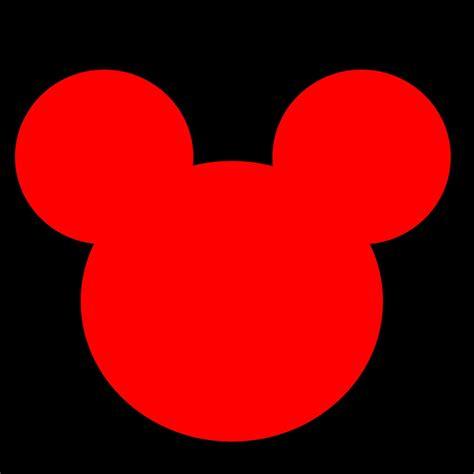 Mickey Mouse Template Mickey Mouse Template For Invitations Www Imgkid