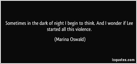 a l in the dark quotes by marina oswald like success