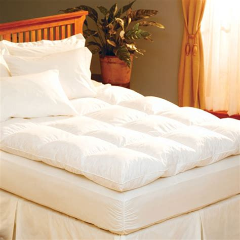 feather mattress topper featherbed mattress topper 100 mattress topper