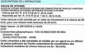 Exces De Vitesse Superieur A 50km H : encore un cas de verbalisation par erreur par un radar mobile ~ Medecine-chirurgie-esthetiques.com Avis de Voitures