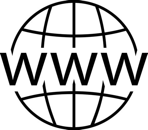 Website Logo by World Wide Web Svg Png Icon Free 5714