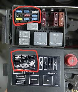 Electrical  Fuse Block Issue - Ls1tech