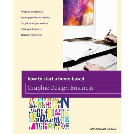 start  home based graphic design business
