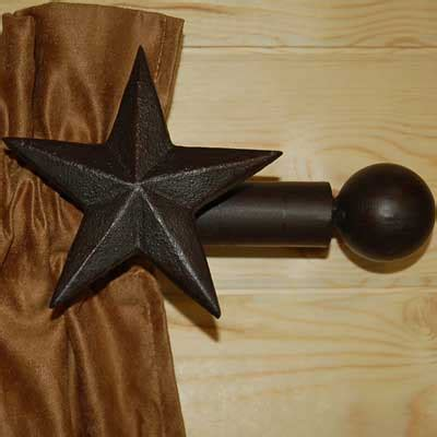 rustic curtain rods shop everything log homes