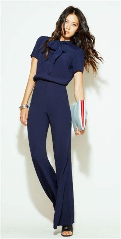 navy jumpsuit how to wear the jumpsuit a guide for mere mortals
