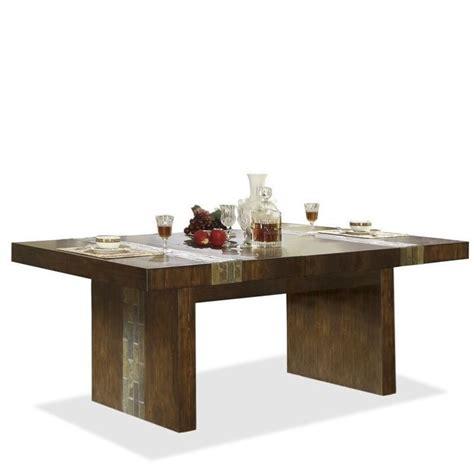 rectangle dining tables riverside furniture belize rectangular dining table 1750 1750