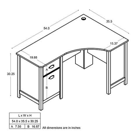 ameriwood dover desk ameriwood 174 dover desk federal white sonoma oak staples
