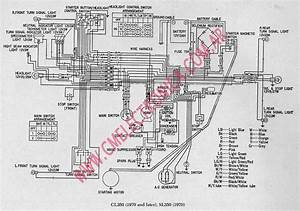 1987 Honda Elite Wiring Diagram