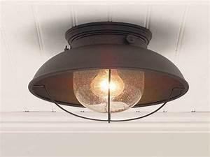 Rustic Flush Mount Ceiling Lights For Kitchen New Lighting