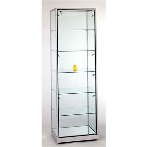 Detolf Glass Door Cabinet Beech Effect by Glass Front Display Cabinets Cabinet Glass