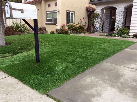 Backyard Grass by Turf Installation Artificial Grass George Utah