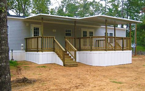 Mobile Home Metal Skirting  Underpinning  How To Install
