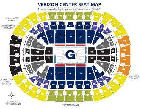 capital  arena seating chart capital  arena parking