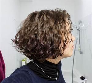 Coupe Carré Frisé : coupe de cheveux carre plongeant frise coiffures ~ Melissatoandfro.com Idées de Décoration